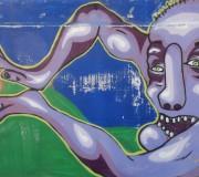 Agradecimiento y confianza (Graffitti, Sant Cugat, enero 2011)