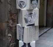 Carácter y competencia (La Ribera, Barcelona, juliol 2011)