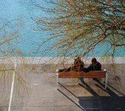 Lo que nos une y nos separa (Parc de l'Escorxador, Sants, Barcelona, febrer 2012)