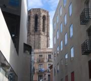 Vaticano: Espiritualidad o solo religión (Sta. Maria del Pi, Barcelona, nov 2011)