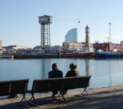 Encuentros mágicos...o no tanto (y IV) (Port de Barcelona, diciembre 2011)