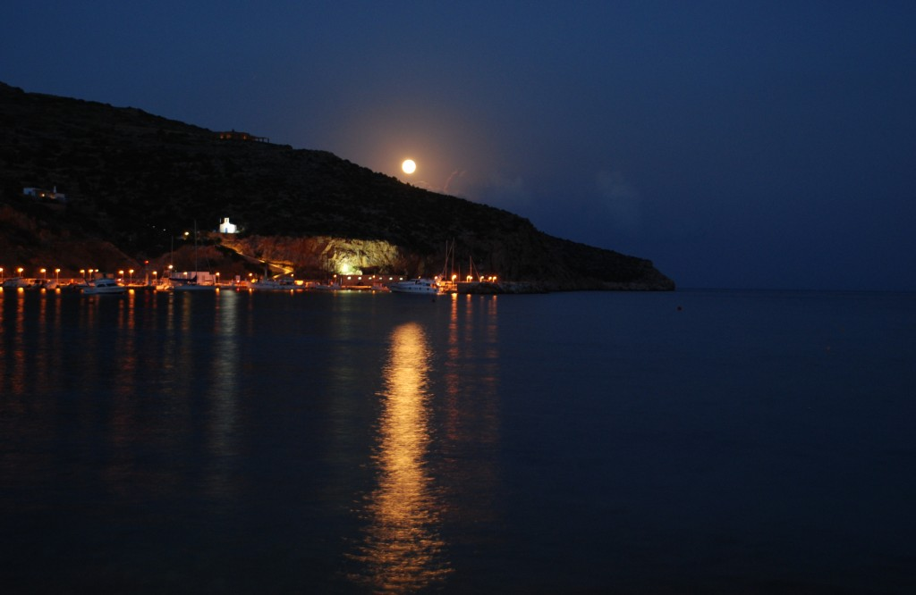 Luna llena...de agosto
